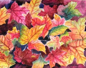 Leaf-Dance