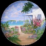 Sea-Garden-Plate